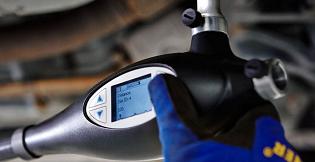 Thước đo thân xe điện tử POINTX™